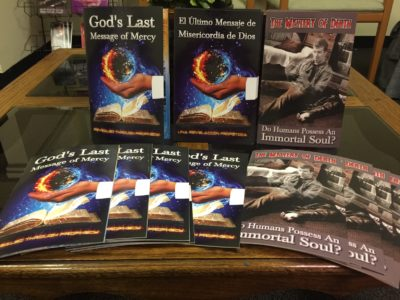Missionary Booklets to Share the Faith!