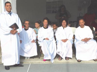More Baptisms at Advent Messenger Church